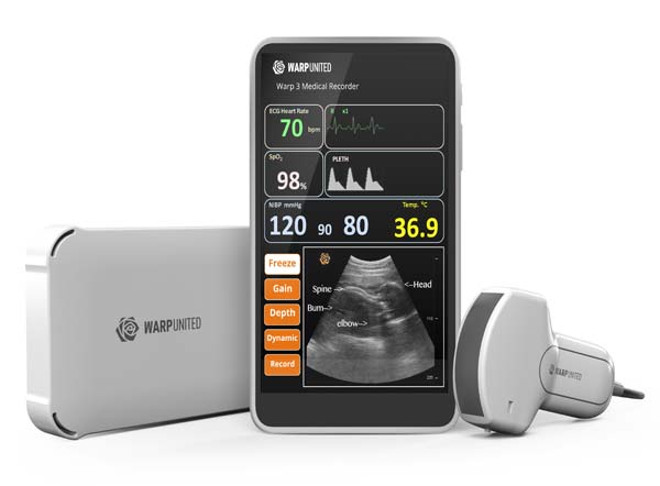 Warp 3 Medical Recorder
